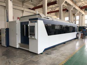 мэргэжлийн cnc шилэн лазер хэрчих машин 1000w 1500w биржийн хүснэгттэй