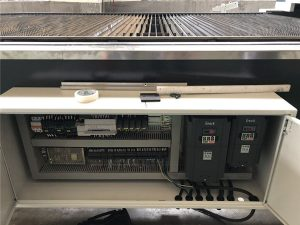 өндөр хүчин чадалтай ss лазер хэрчих машин нь бүрэн хаалттай төрлийн компьютерийн ажиллагаа