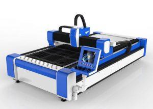 Зэвэрдэггүй ган / мс өндөр хурдны 100м / мин 5005 шилэн лазер хэрчих машин