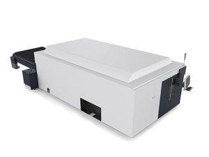 металл хуудас / хоолой аж үйлдвэрийн лазер хэрчих машин хос мотор өндөр төгсгөлийн cnc систем