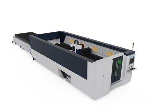 зэвэрдэггүй ган нээлттэй бүтэцтэй cnc лазер хэрчих машин