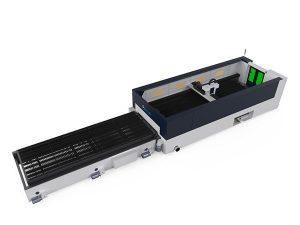 өндөр нарийвчлалтай металл шилэн лазер хэрчих машин 500w raycools хэрчих толгой
