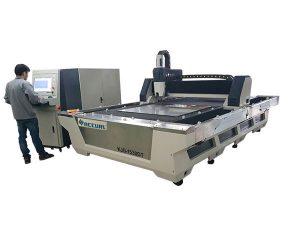 бүрэн хаалттай cnc шилэн лазер хэрчих машин 1000w 1080nm лазер