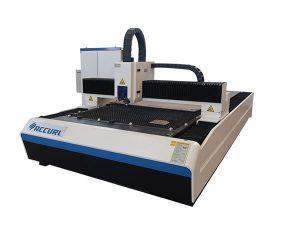 Бага зэргийн ган хавтан / төмөр хавтанг ашигласан 2000w шилэн лазер хэрчих машин