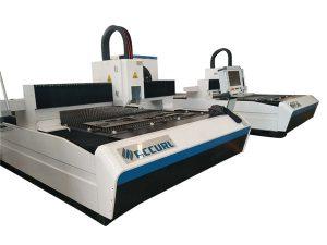 металл / хайлш ган / зэсийн анхны шилэн лазер лазер хэрчих машин
