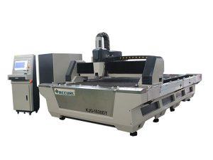нүүрстөрөгчийн ган огтлох зориулалттай өндөр нарийвчлалтай аж үйлдвэрийн лазер хэрчих машин 1000w