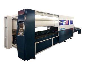 металл хуудас аж үйлдвэрийн лазер хэрчих машин 500w хашлага хамгаалах систем