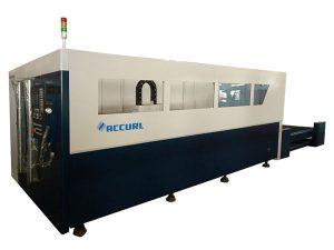 Усны хөргөлттэй 700-2000w шилэн металл лазер хэрчих машин