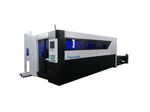 Нүүрстөрөгчийн гангаар хийсэн 500w шилэн лазер хэрчих машин